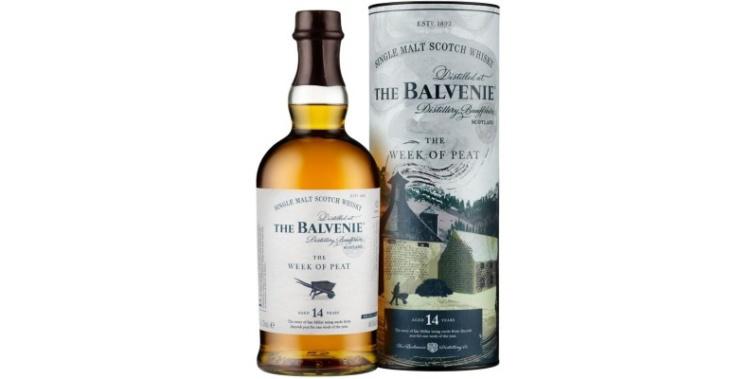 balvenie 14 the week of peat