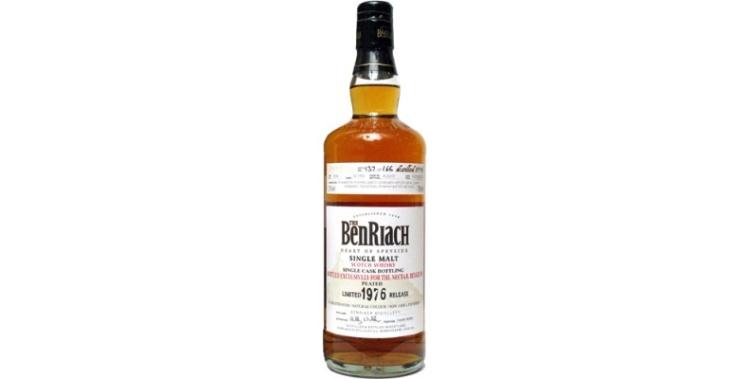 benriach 1976 30yo the nectar 8080
