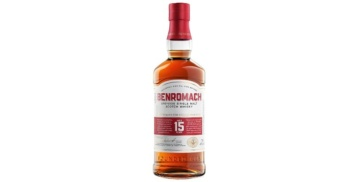 benromach 15yo new design packaging