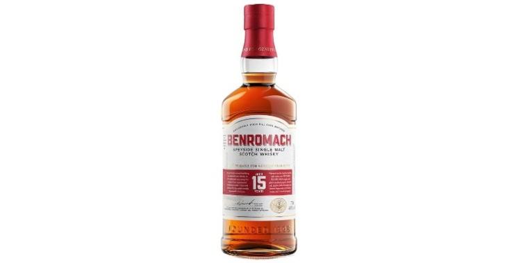 benromach 15yo new design packaging