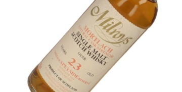 mortlach 1974 23yo milroys soho
