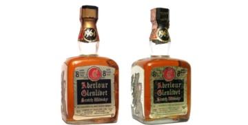 aberlour 1964 1965 8yo campbells distillery