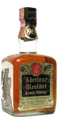 aberlour 1965 8yo campbells distillery