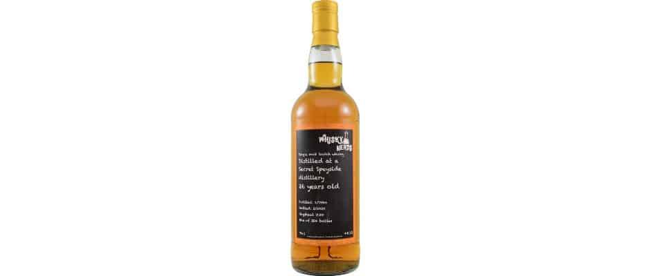 secret speyside 1994 26yo whiskynerds 30