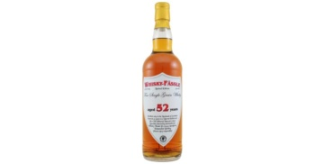 Fine Single Grain Whisky 1964 52 Years Whisky-Fässle