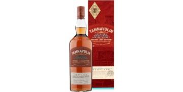 tamnavulin sherry cask edition