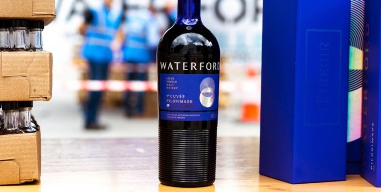 waterford distillery 1st cuvee