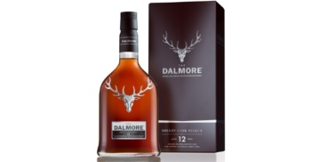 dalmore 12yo sherry cask select