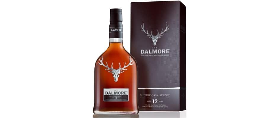 dalmore 12yo sherry cask select