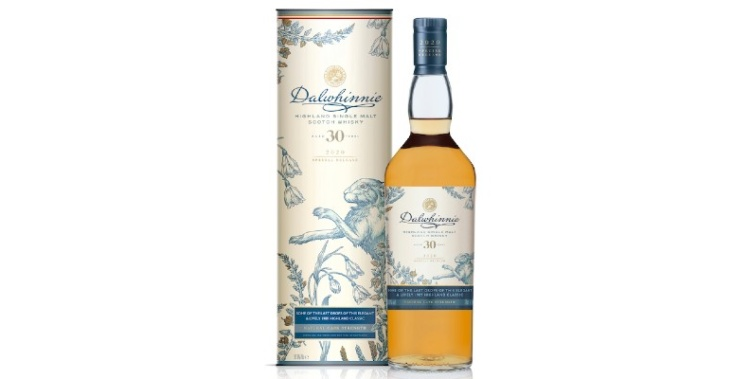 dalwhinnie 30yo diageo special releases 2020