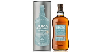 isle of jura winter edition