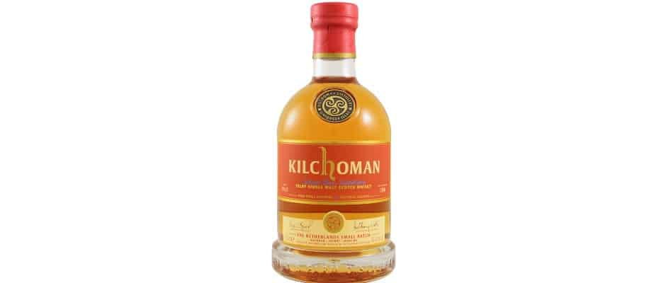 kilchoman small batch release no2 netherlands