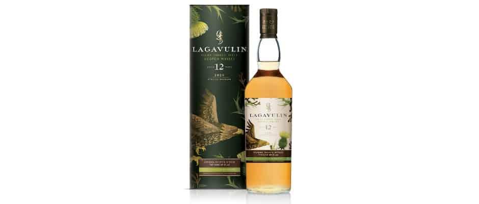 lagavulin 12yo cask strength diageo special releases 2020
