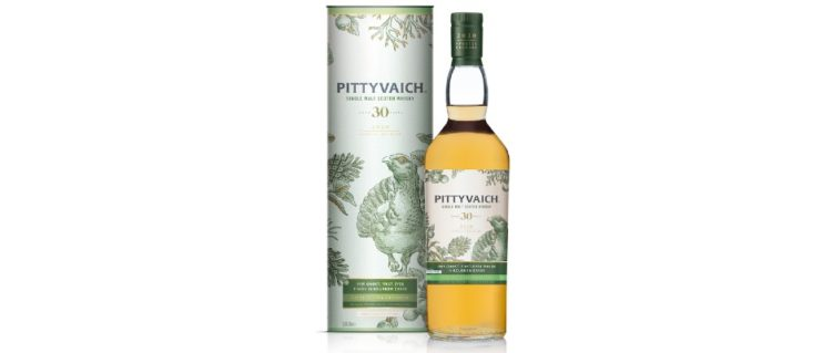 pittyvaich 30yo diageo special releases 2020
