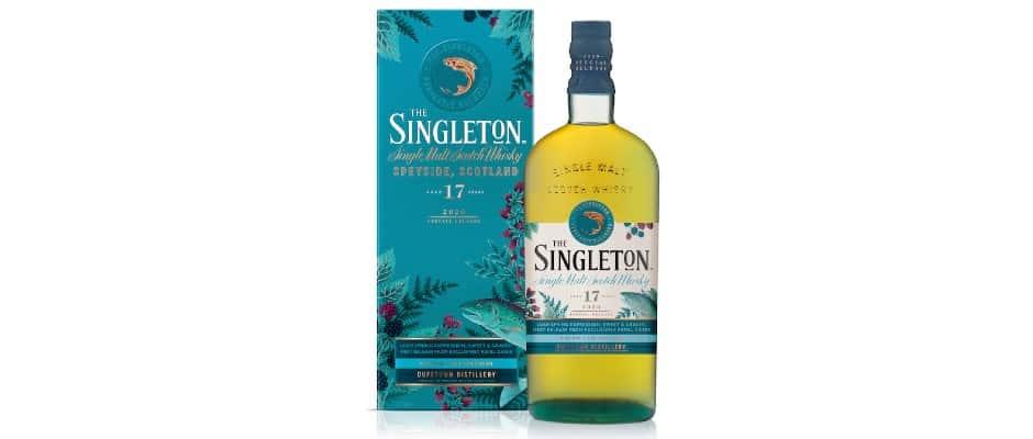 singleton of dufftown 17yo diageo special releases 2020