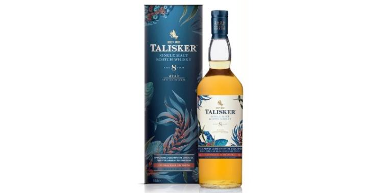 talisker 8yo potstill rum diageo special releases 2020