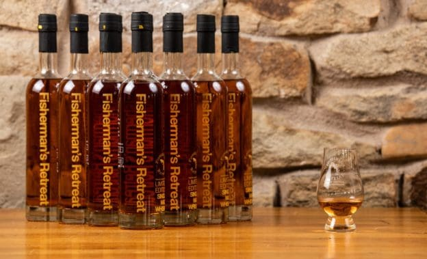 bruichladdich 2011 8yo fishermans retreat edition 7 yalumba
