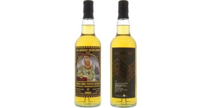 tobermory 1994 25yo kintra whisky mercenary
