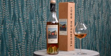 dornoch distillery cask 001 inaugural thompson