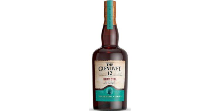 glenlivet 12yo illicit still