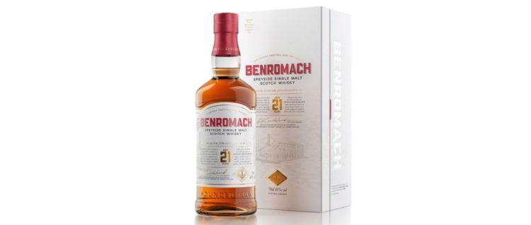 benromach 21yo 2020