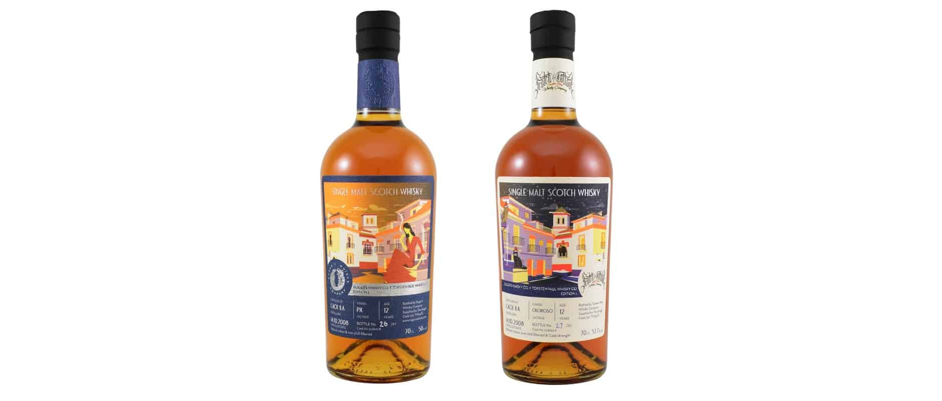 caol ila 2008 12yo torsten paul rogers whisky company