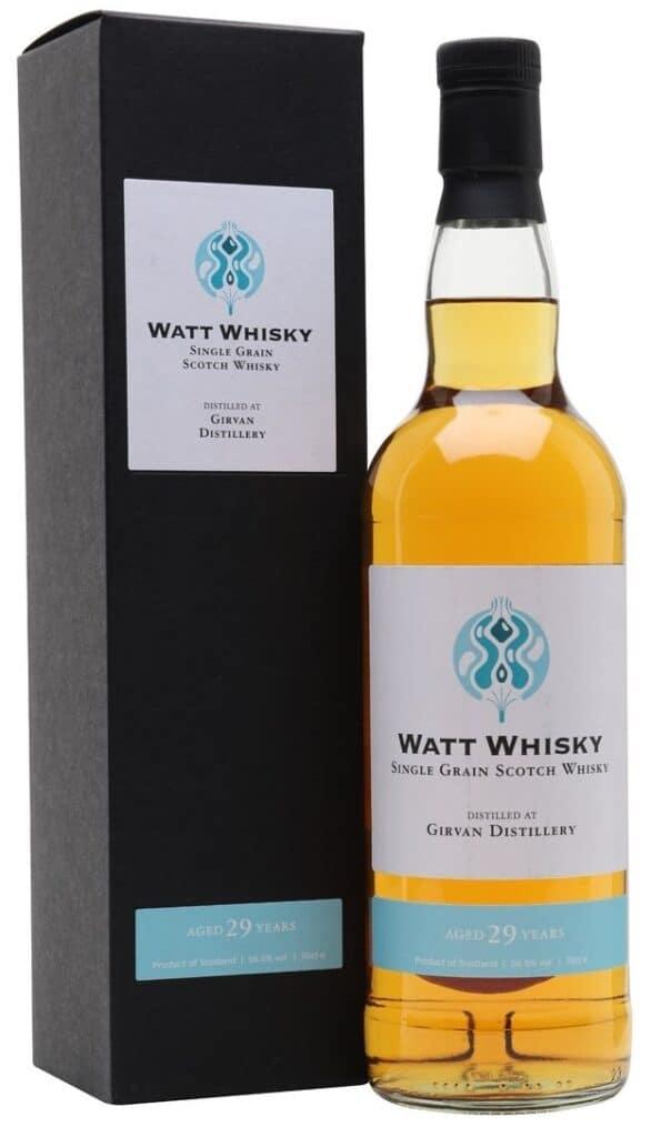 girvan 1991 29yo watt whisky