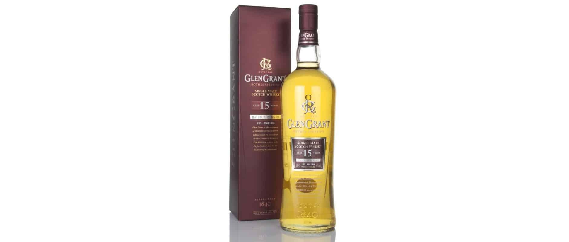 glen grant 15y batch strength