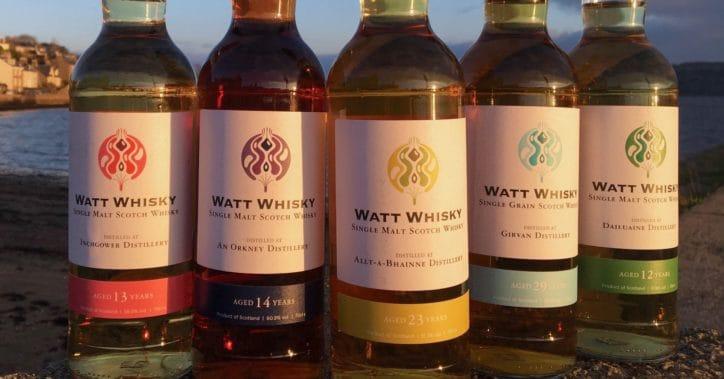 watt whisky second release