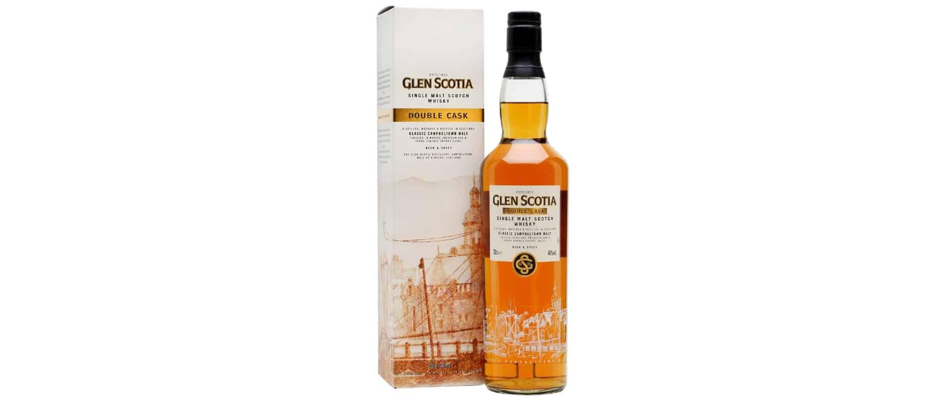 glen scotia double cask 2020