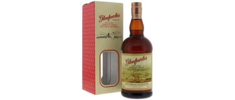 glenfarclas 15yo limited edition netherlands