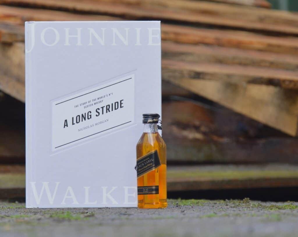 johnnie walker a long stride nicholas morgan