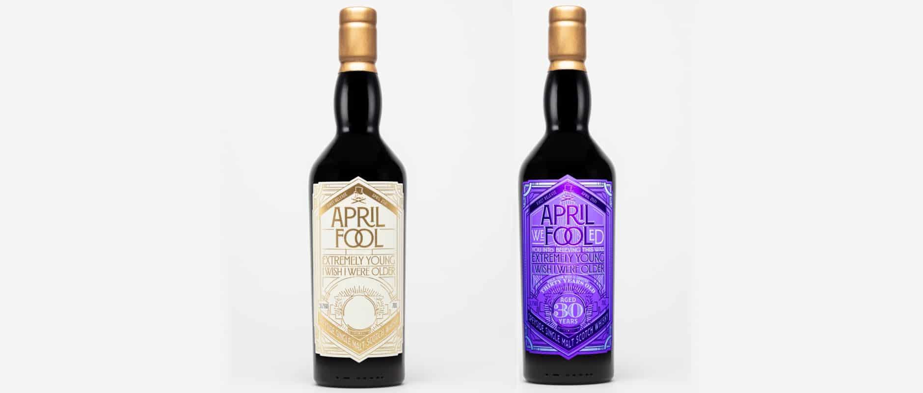 april fools whisky exchange speyside 30yo 2021