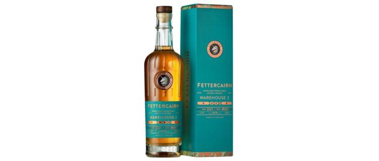 fettercairn warehouse 2 batch no 001