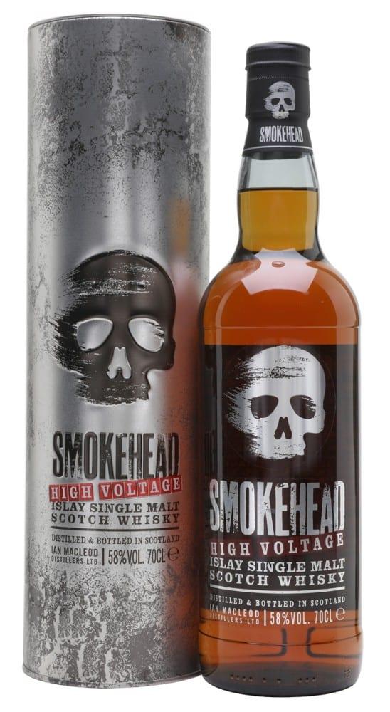 smokehead high voltage