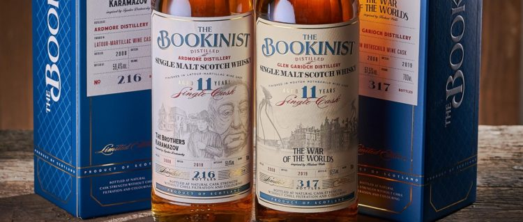 the bookinist glen garioch ardmore