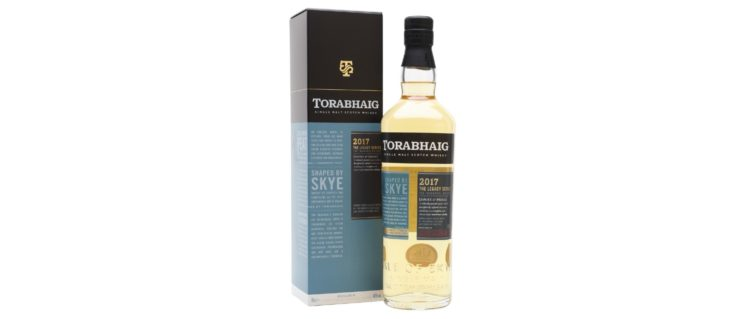 torabhaig 2017 inaugural release legacy series