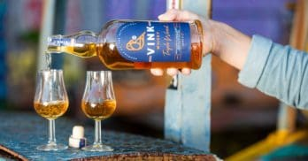 vink whisky triple wood lifestyle