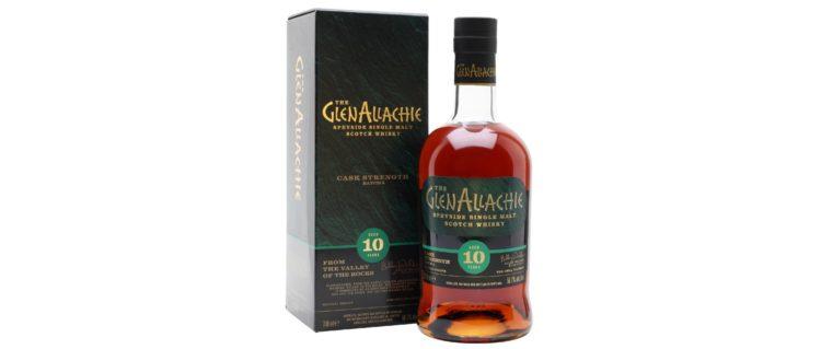 glenallachie 10yo cask strength batch 4