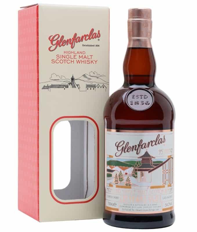 glenfarclas 21yo 95 proof the whisky exchange