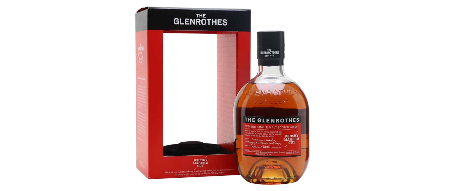 glenrothes whisky makers cut