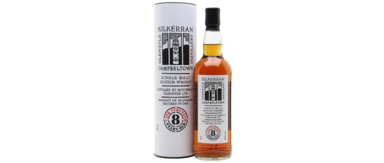 kilkerran 8yo cask strength 2020 sherry