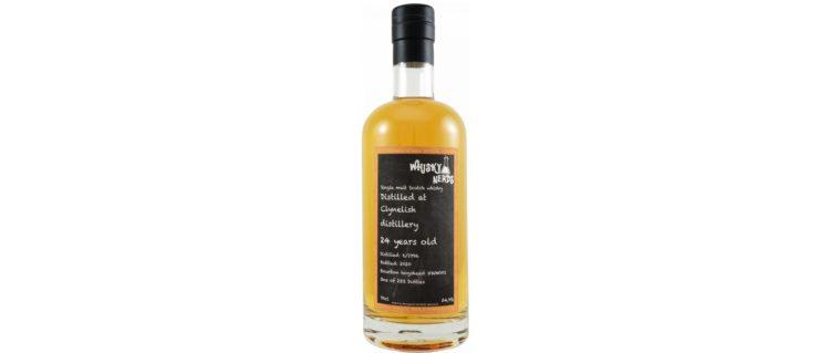 clynelish 1996 24yo whiskynerds wn001