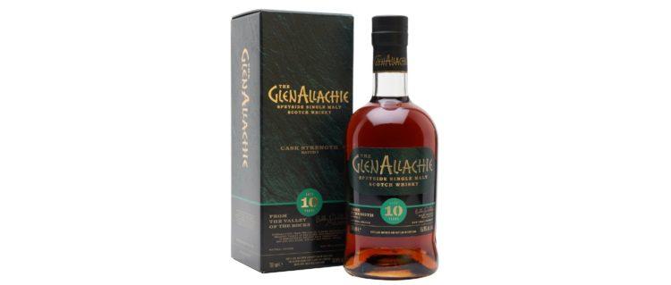 glenallachie 10yo cask strength batch 5