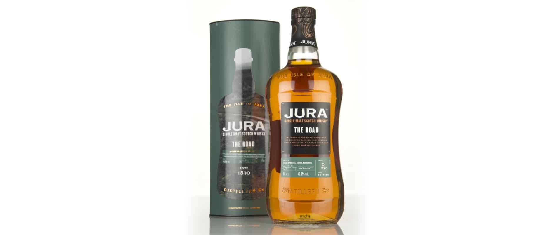 isle of jura the road