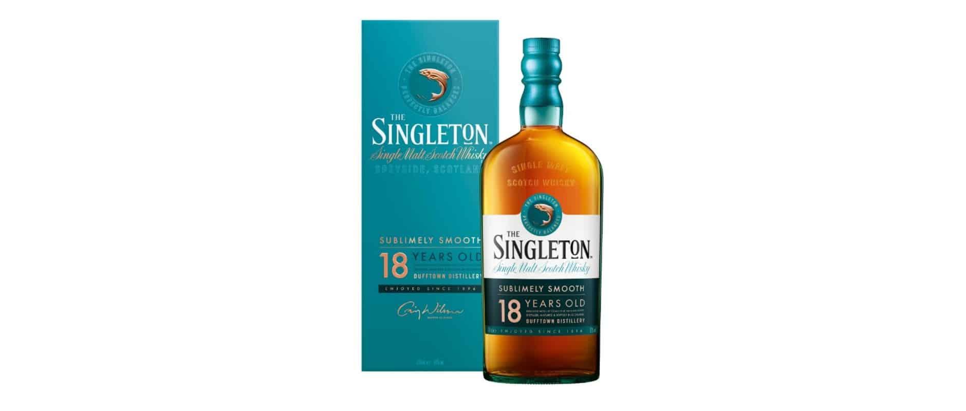 the singleton of dufftown 18yo 2020