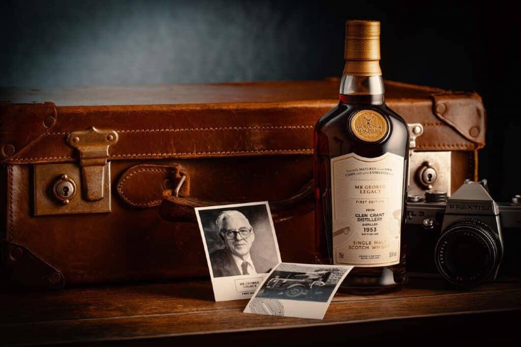 Mr George Legacy 1953 from Glen Grant Distillery