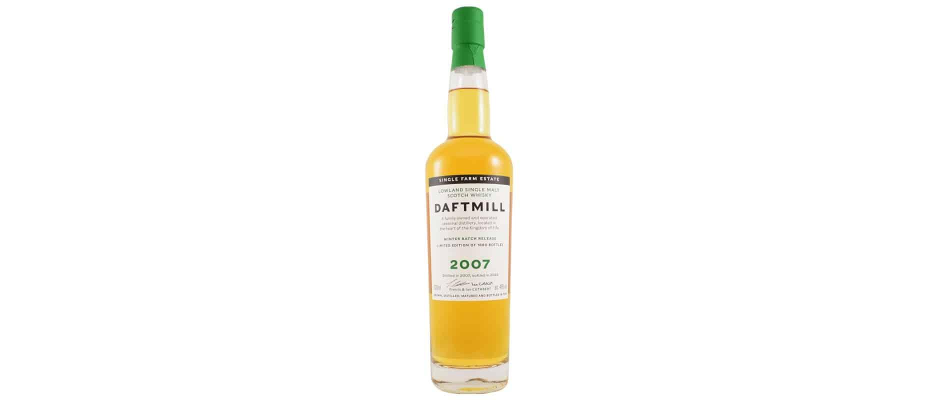 daftmill 2007 12yo winter batch release