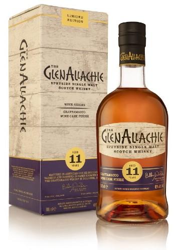 glenallachie 11yo grattamacco wine cask finish