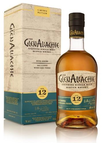 glenallachie 12yo sauternes wine cask finish